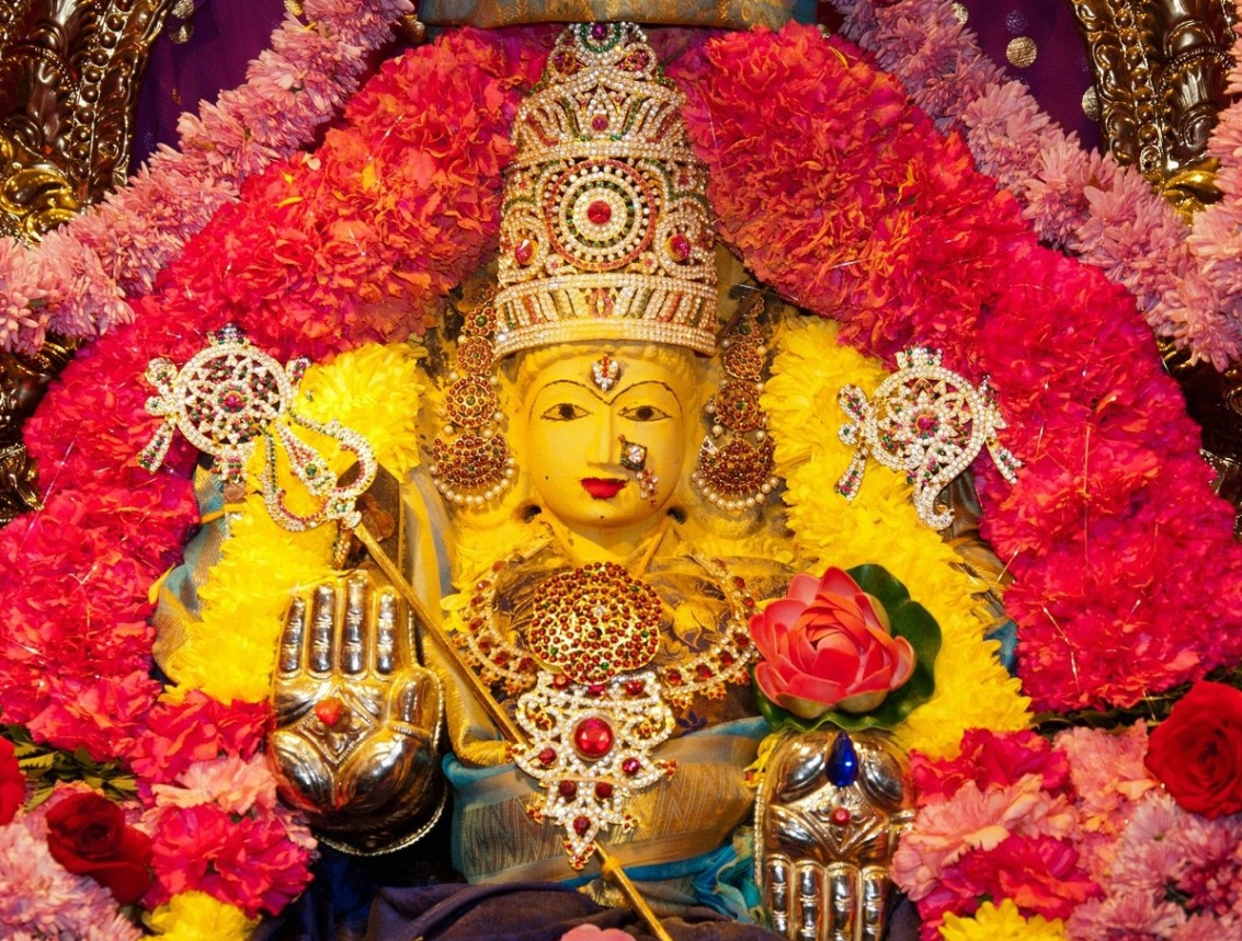 maha chandi homam benefits