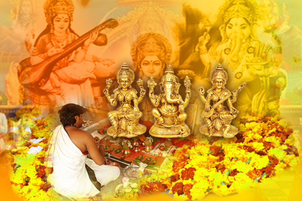 saraswati homam procedure & benefits
