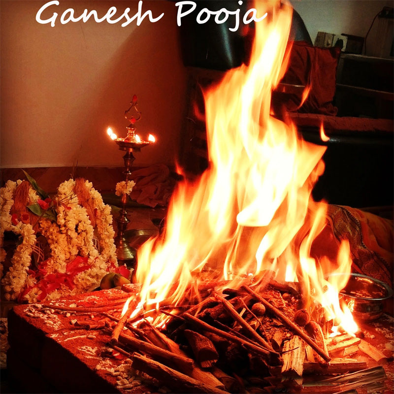 ganapathy homam for new house