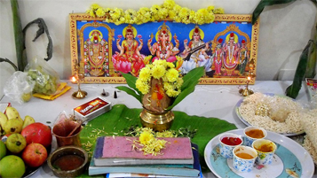 pooja for new office